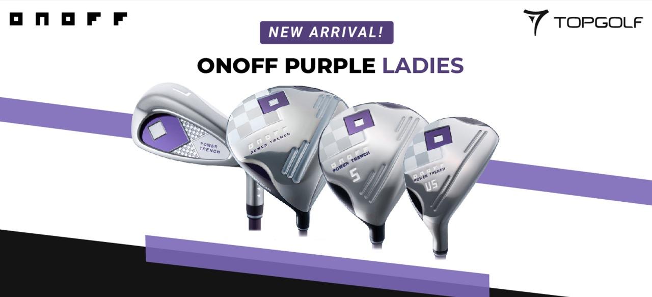 On Off Purple Ladies
